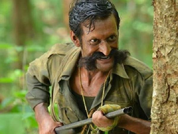 Veerappan wife objects Villathi Villain Veerappan