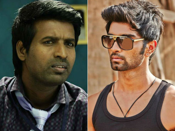 Soori Team Up with Atharvaa in his Next