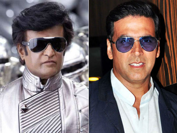 Akshay Kumar Talks about Rajini Style