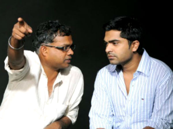 Goutham Menon fury on Simbu
