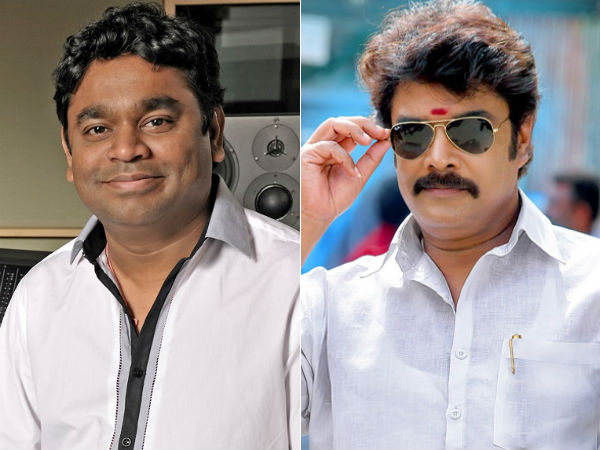 A.R.Rahman Confirmed Sundar.C Movie
