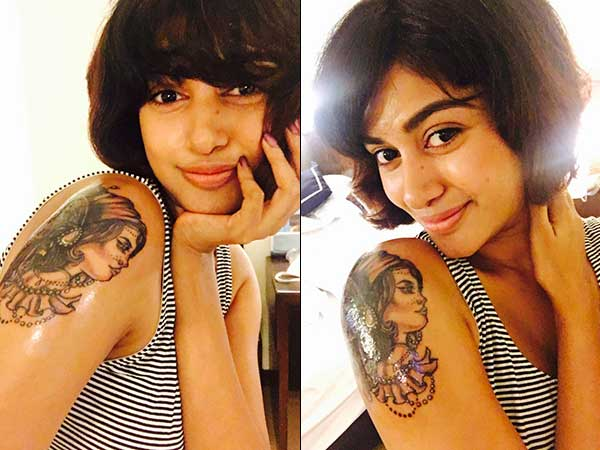 Oviya for Tamil tattoos and meanings