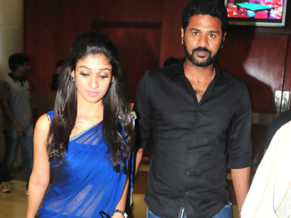 Is Devi movie Nayanthara's story?