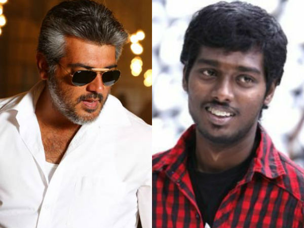 Atlee Direct Ajith Film