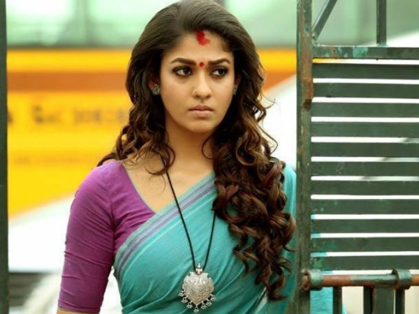 No Opposite Pair in Nayanthara's Dora