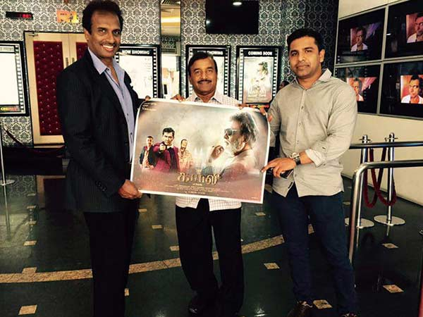 Kabali Singapore Rights Sold