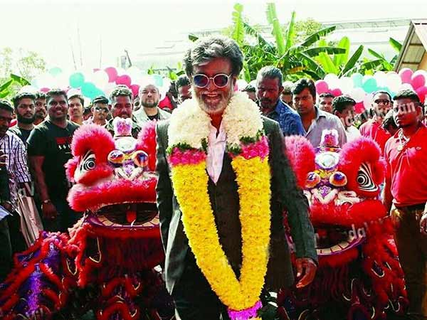 Kabali's first premiere to be held in Malaysia