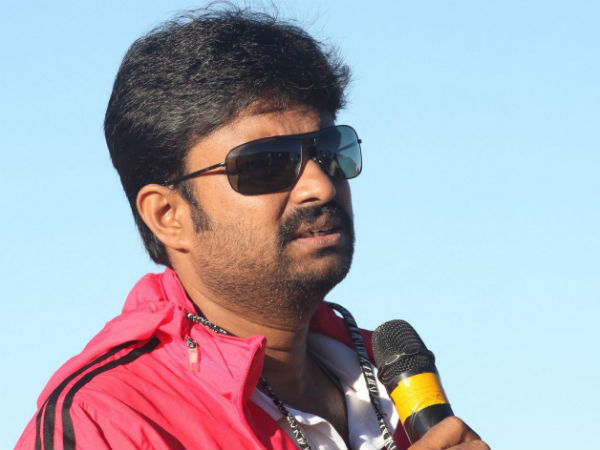 Director Vijay's brother in Law in Devi