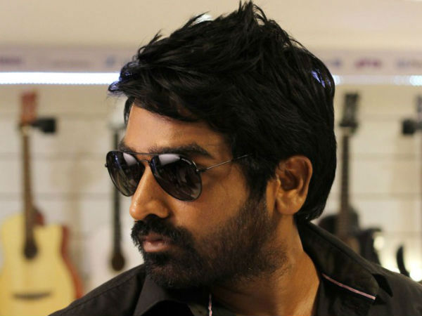 Vijay Sethupathi Next with Cinematographer