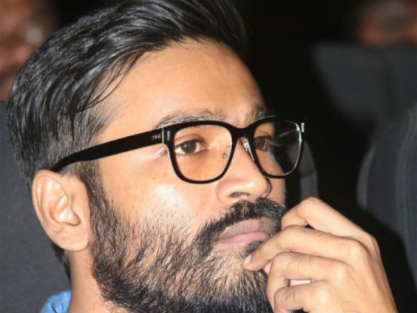 Dhanush decides to stop own production for a while