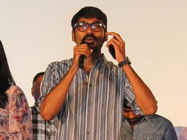 Dhanush's Tollywood Entry