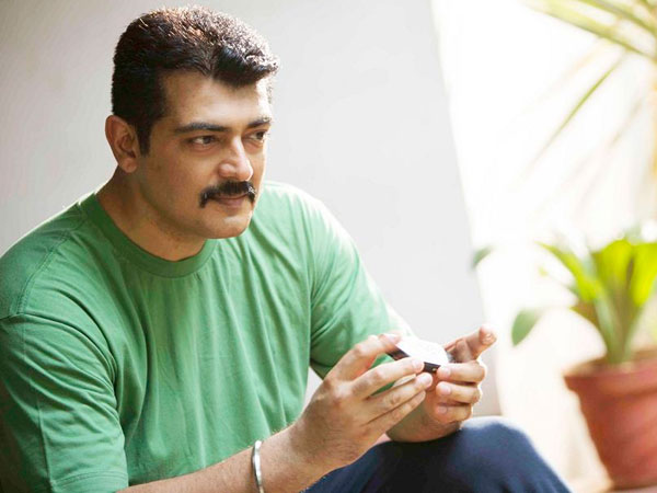 Ajith to shoot in Bulgaria next week