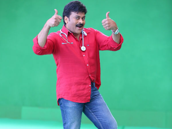 Chiranjeevi searching his pair in Bollywood