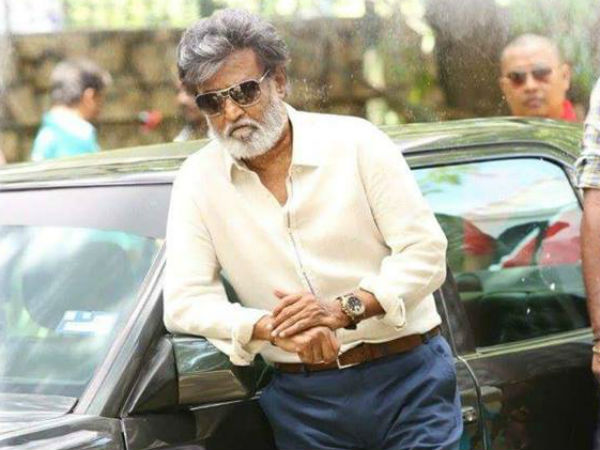 Rajini enjoys Ambedkar dialogues in Kabali