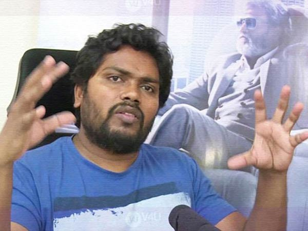 Kabali, a movie for whole Tamil community - Ranjith