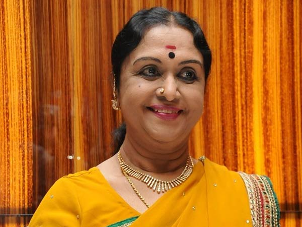 Saroja devi insists for Kanada movies
