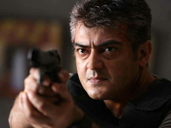 Thala turns interpol officer for Siva