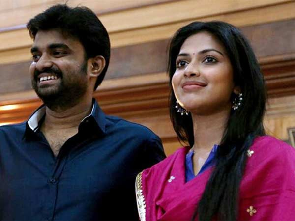 Amala Paul files divorce papers today