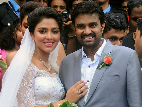 What does Vijay say about Amala Paul?