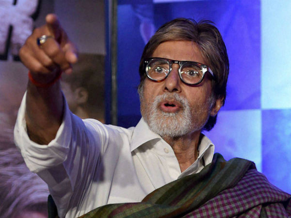 Man breaks into Amitabh Bachchan's bungalow