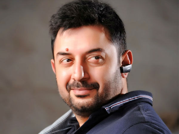 Aravindswamy goes to Hollywood