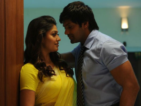 Will Nayanthara join with Arya?
