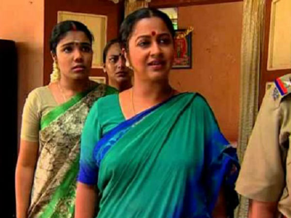 Tamil TV serials Female centric
