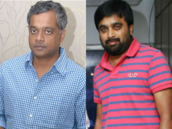 Goutham Menon - Sasikumar first time join for a movie