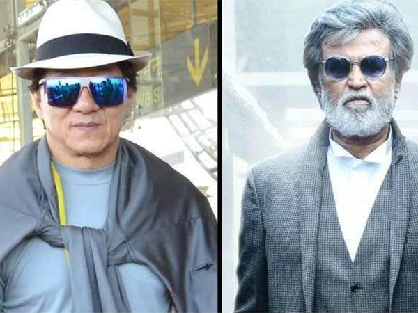 Will Rajini watch my movie Skip Trace in India? - Jackie Chan