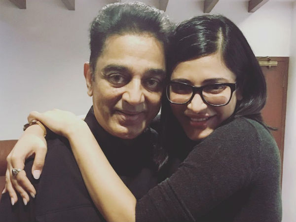 My daddy is the strongest: Says Shruti Haasan