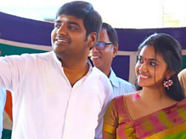 What is going on between Keerthy and Satheesh?