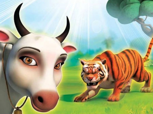 The First Animation Movie in Sanskrit