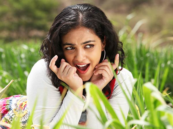 Nithya Menon talks about affair with Dulquer