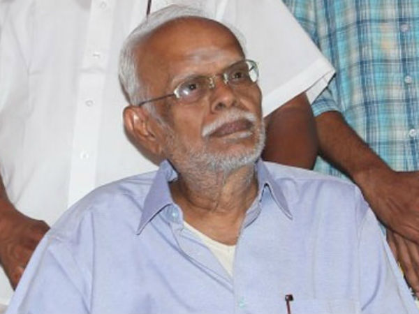 Panchu Arunachalam, a multi faceted film personality