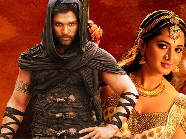 Rudramadevi in Oscar race