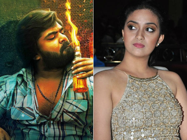 Keerthy Suresh says NO to Simbu
