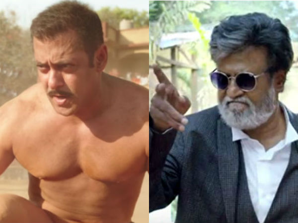 Rajini beats Salman to be India's biggest superstar