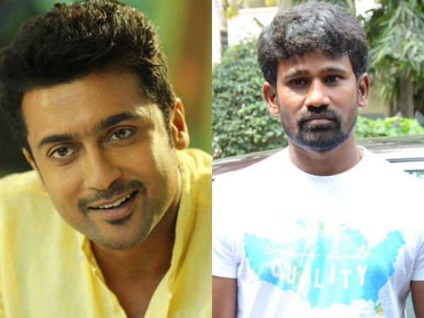 Suriya chooses Muthaiah over Ranjith