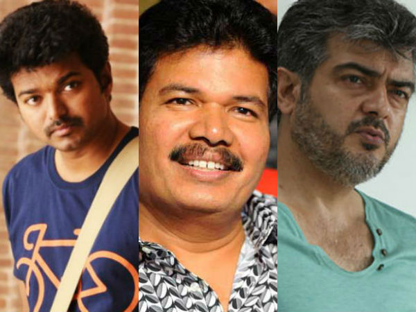 Shankar to work with Ajith after Rajini?
