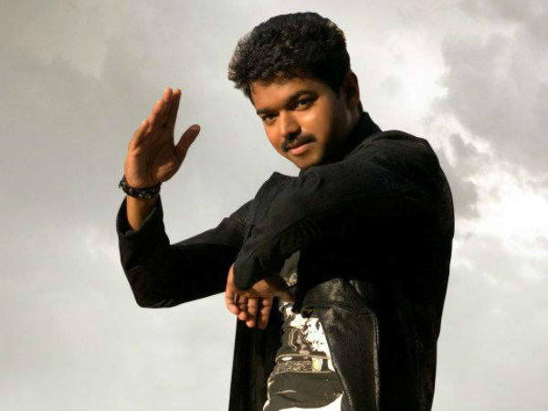 Vijay to work with 'Neruppuda' team