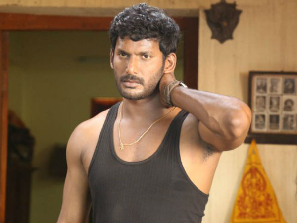 Vishal in no mood to appologise