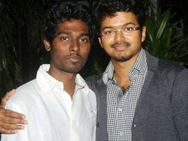 Vijay, Atlee to work together again