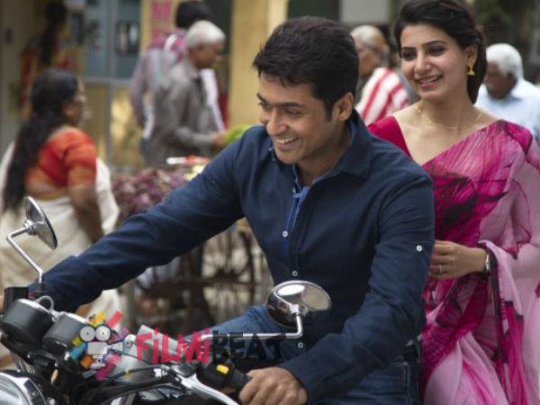 டப்ளின் சில்க் ரோட் திரைப்பட விழாவில் சூர்யா நடித்த '24'!