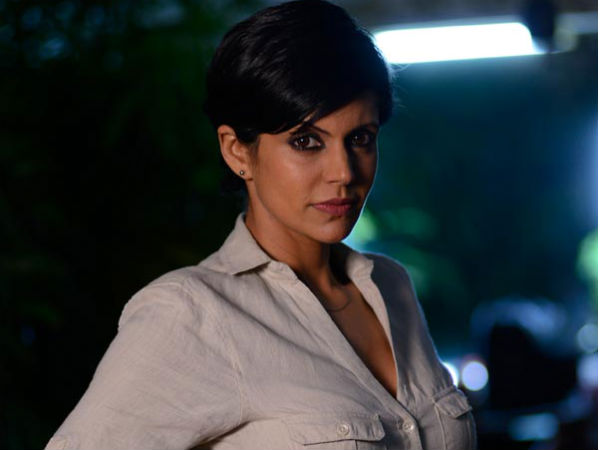 Mandira bedi comes back to Tamil Movie