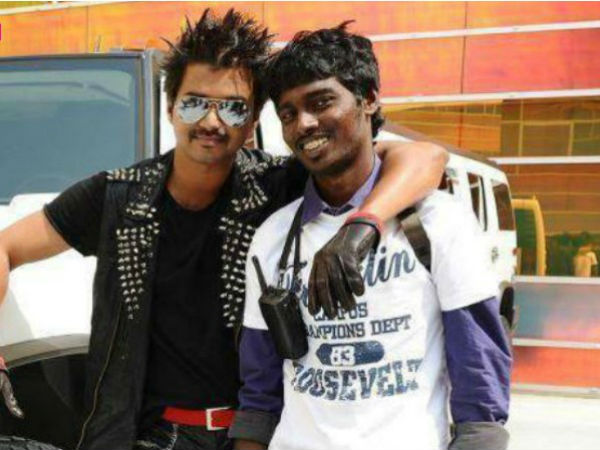 Atlee to Direct Vijay's 61st?
