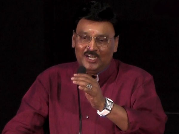 Bhagyaraj takes Rajini on Cauvery issue