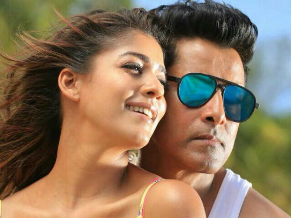 Vikram's Iru Mugan joins Rs. 100 crore club