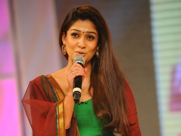 Nayanthara encourages her co stars in sets