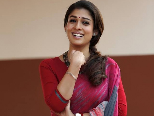Nayan becomes Amma sports Ambassador