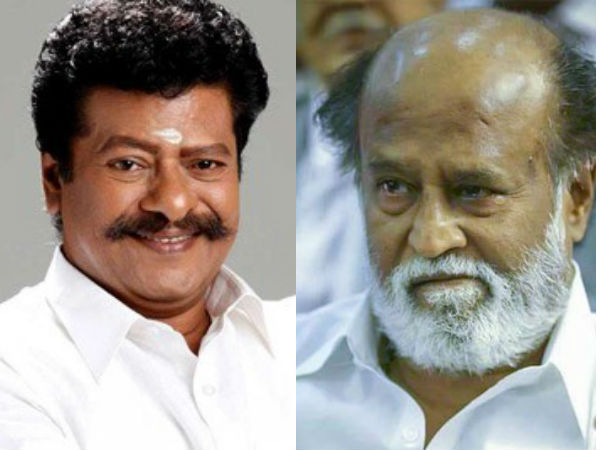 Rajinikanth wishes Rajkiran